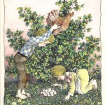Иллюстрация к рассказу «Эмиль из Лённеберги»