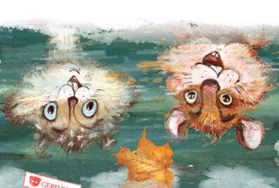 Иллюстрации к сказкам А.Иванова