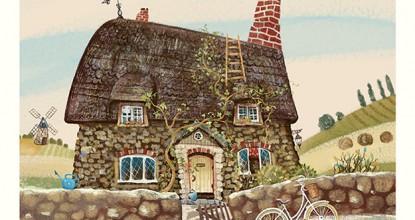 Селянский домик