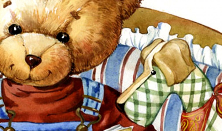 Иллюстрации для детских книг